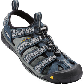 Keen M's Clearwater CNX Sandals Midnight Navy/Vapor